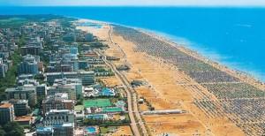Bibione nabídne 11 kilometrů pláží /