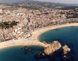 Blanes patří k oblíbeným španělským střediskům, kde si přijde na své naprosto kdokoliv /
