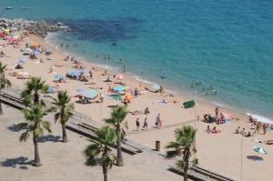 Pláže v Blanes nabídnou všestranné vyžití /