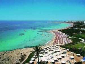 Dovolená Kypr /